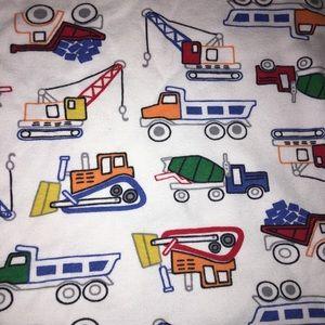 Boy's Truck baby Gap Pajamas Size 3T